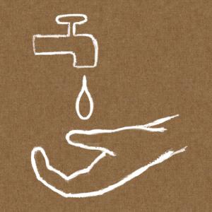 Laver main contre Covid 19