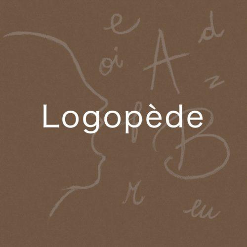 Logopède hover logo site