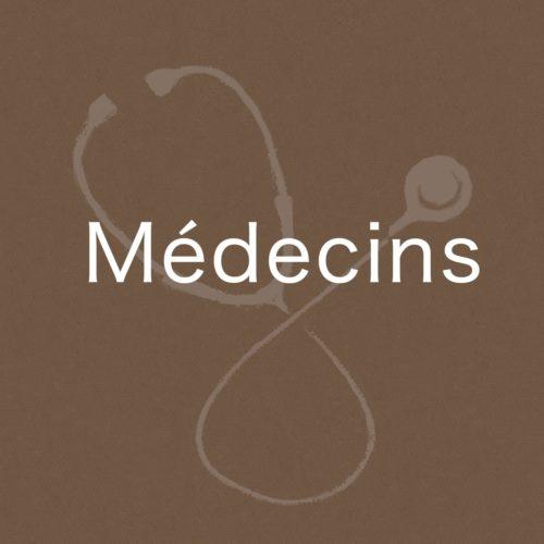 Médecins Hover Logo Site
