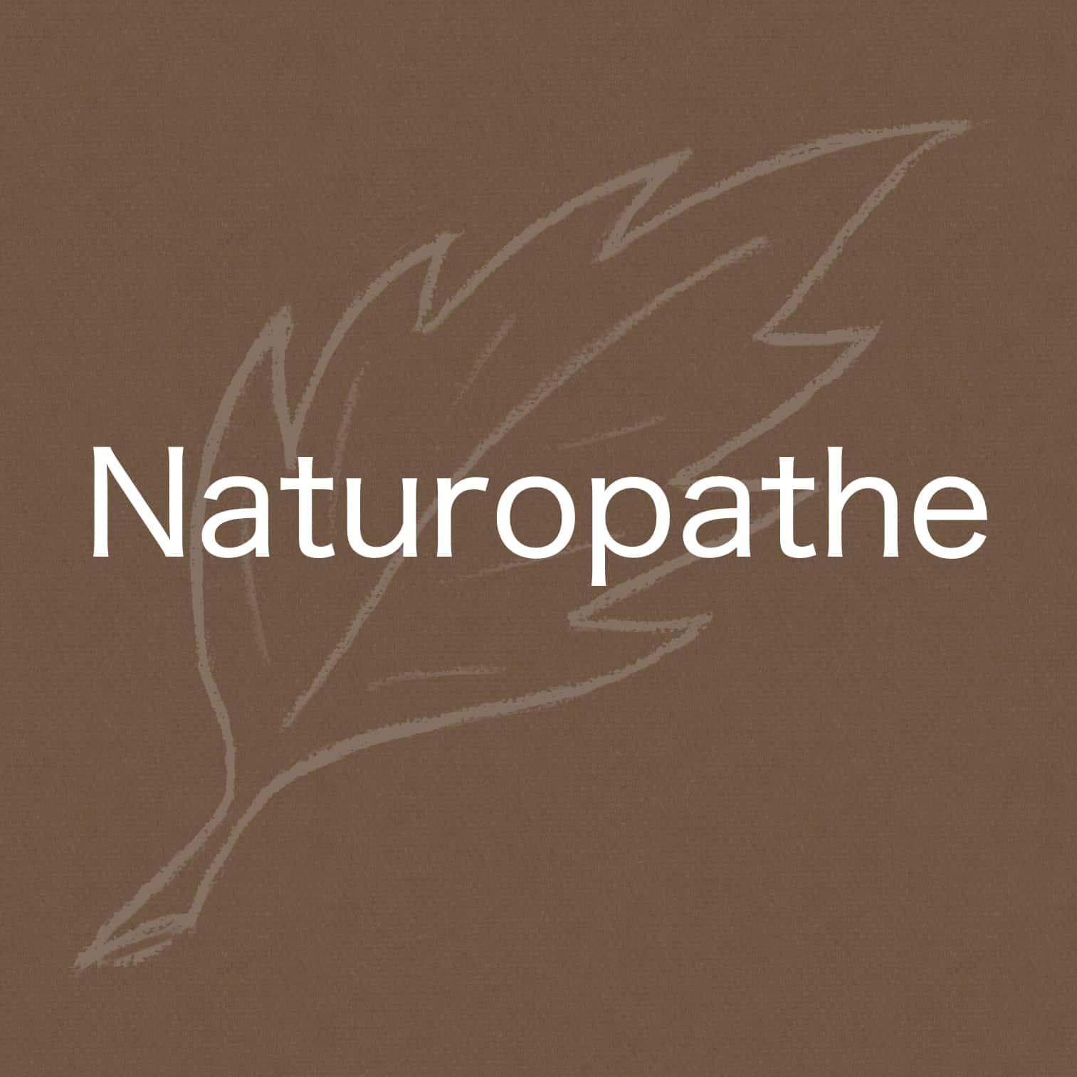 Naturopathe Hover logo site