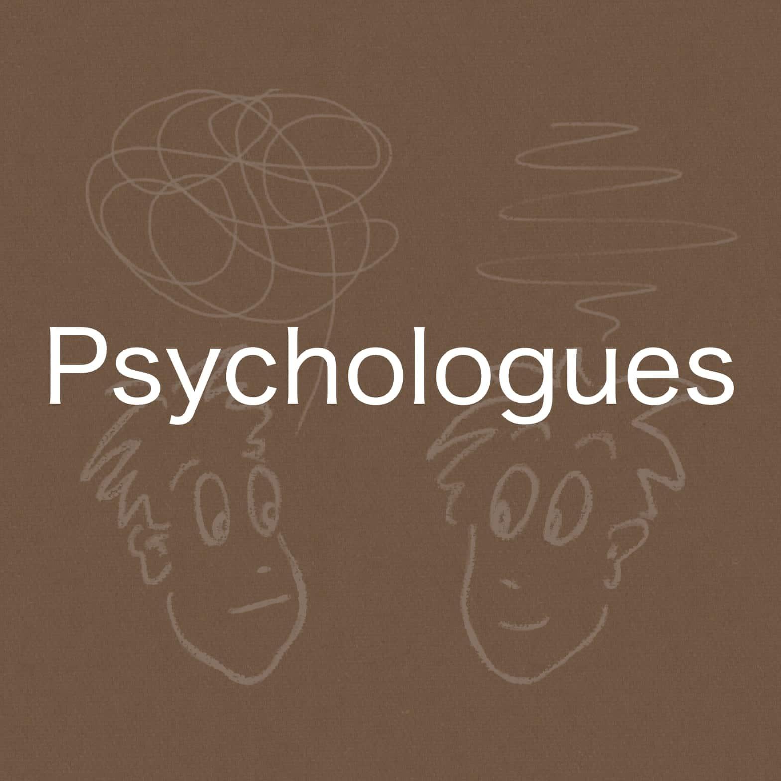 Psychologues Hover logo site